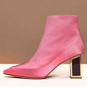 DVF CAINTA BOOTIE